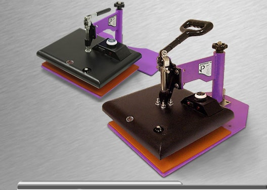 JetPress Heat Press Machines